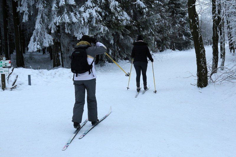 Ski diffusion - Stavelot