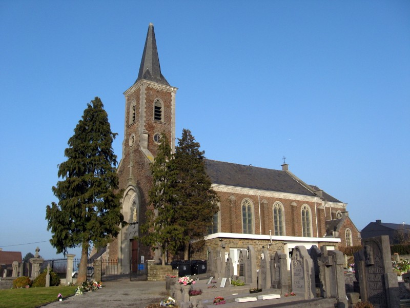 Retinne_-_Eglise_Sainte-Julienne