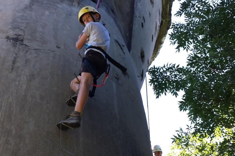 Fort de Barchon - Blegny - escalade
