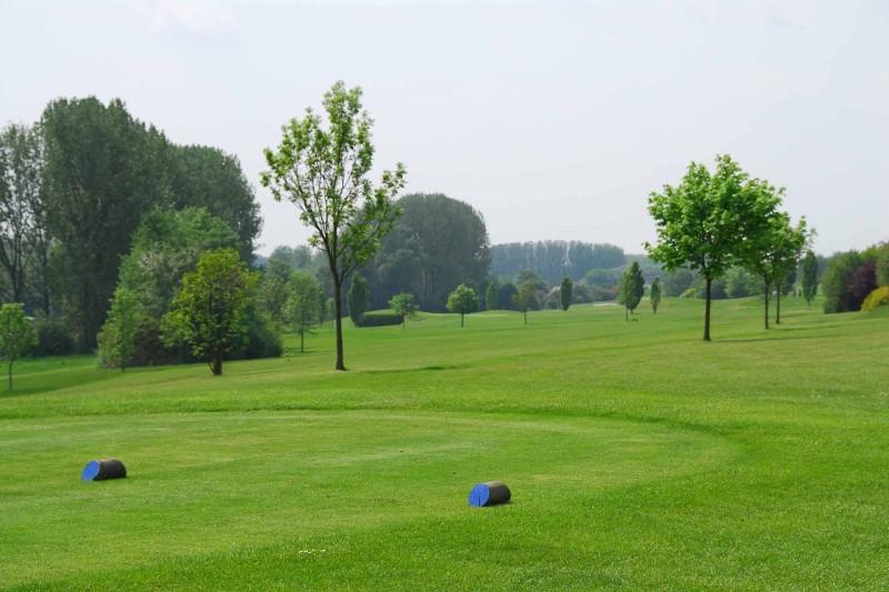 Avernas Golf Club - Hannut - vue sur le terrain de golf