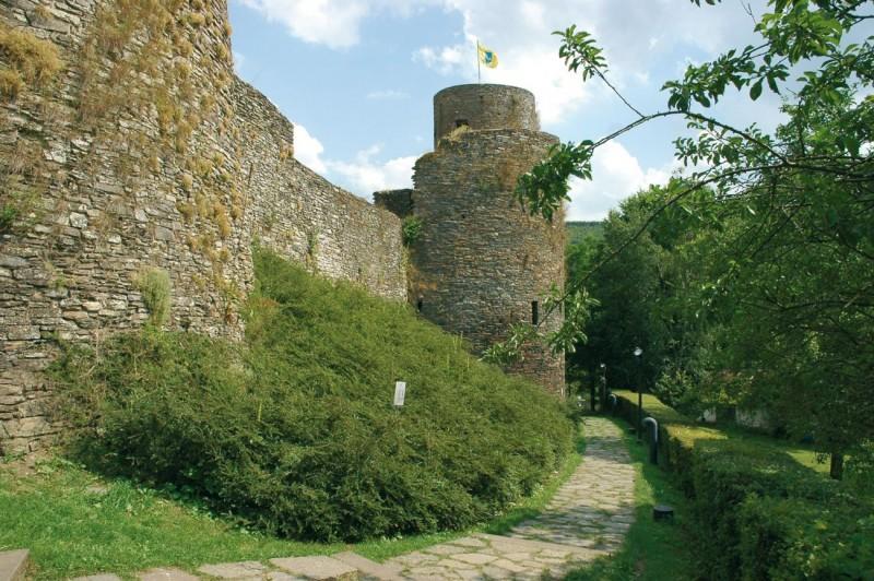 Château de Burg-Reuland (ruines)