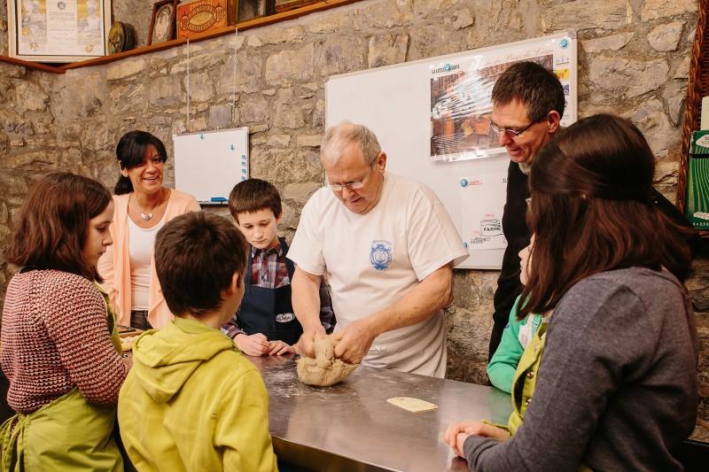 Atelier pâtisserie - Harzé - Groupe enfants