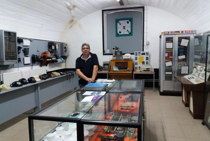 Musée de la téléphonie - Lantin - Guide téléphonie