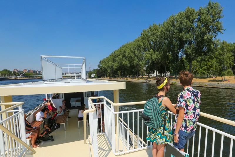 Liège - Navette fluviale - Frère Orban