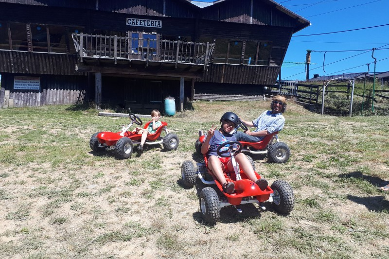 Evasion Sport - Ovifat - Bob Kart