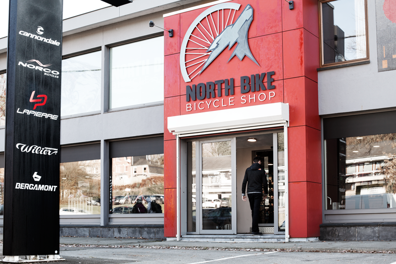 North-bike