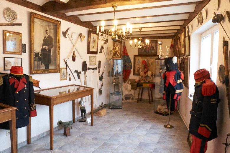 Musée Francs Arquebusiers
