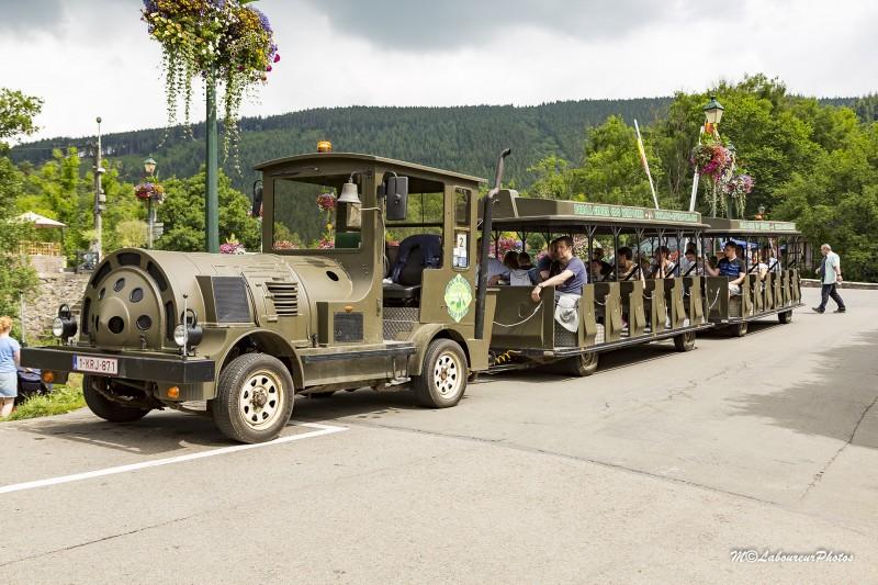 Coo Adventure - Wild Park - Stavelot - Train