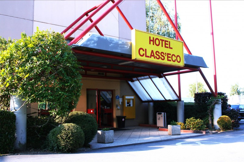 Hôtel Class'eco Liège - Herstal - Façade