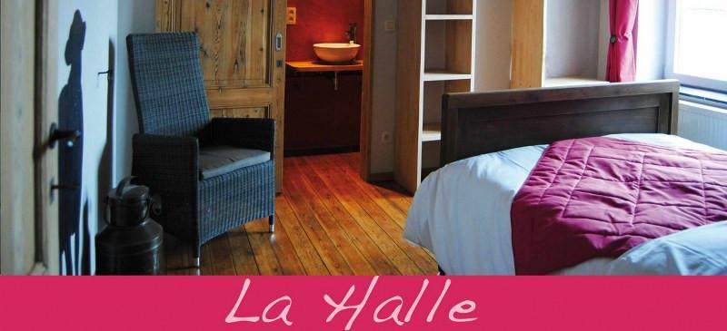 Chambre La Halle