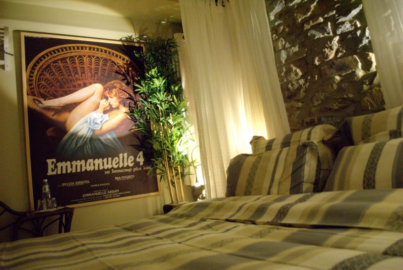 La Fiole Ambiance - Ferrières - Chambre Emmanuelle