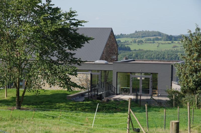 Centre d'hébergement Le Fagotin - Stoumont - Fagotin façade