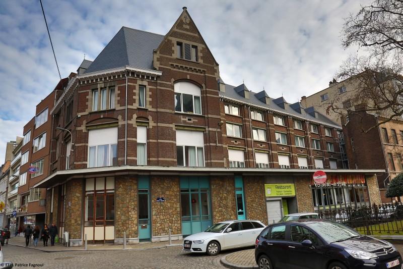 L'Accueil au coeur de Liège - Liège - vue extérieure