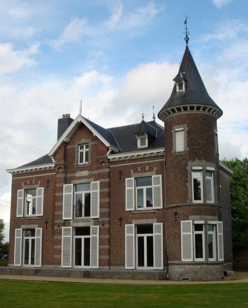 Château de Froidthier Ext