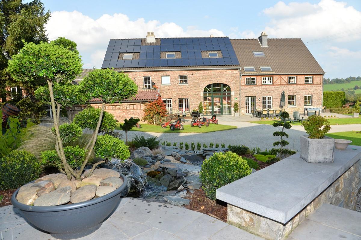 Gîtes de Chevémont - Hombourg - Vue d'ensemble