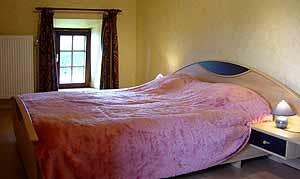 Le cottage du coticule chambre