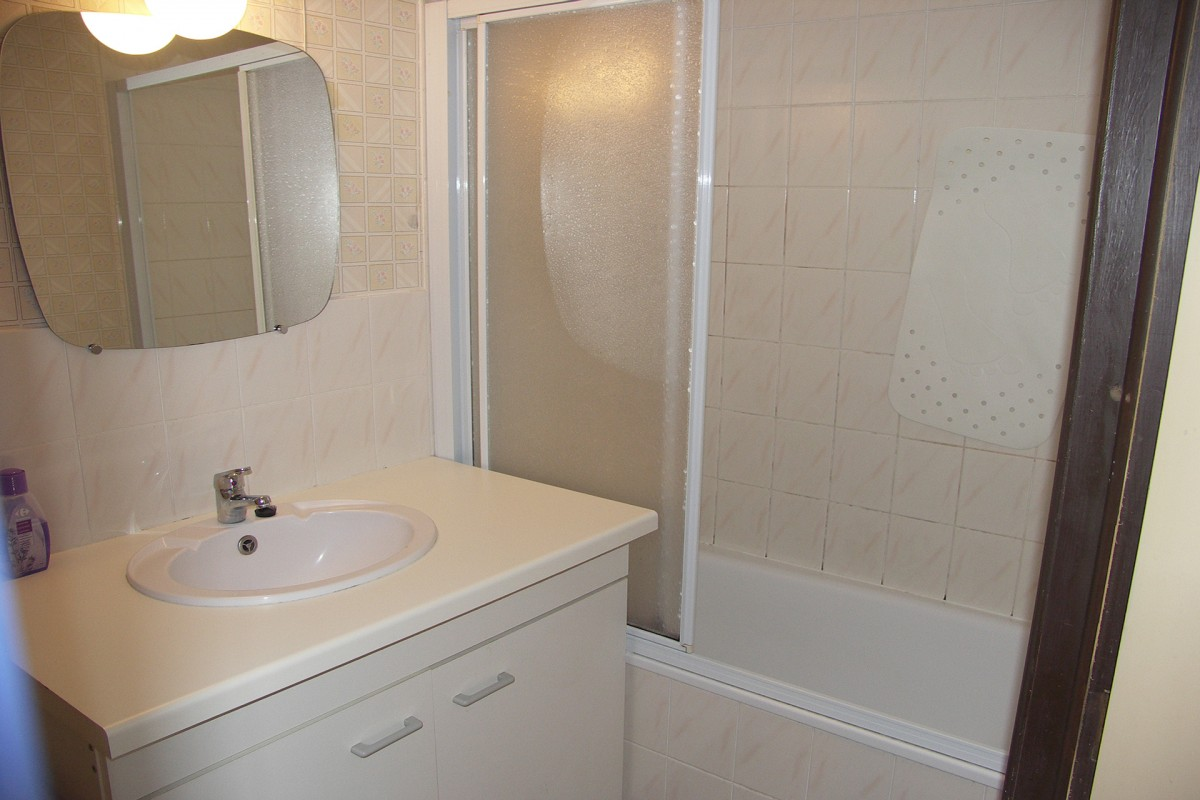 Baneux - Gîte rural - salle de bain