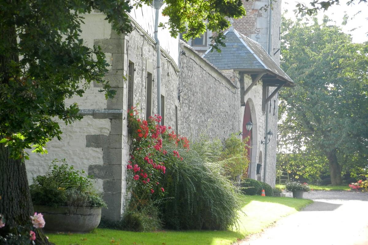 Tour de la Chapelle - Couthuin - Façade