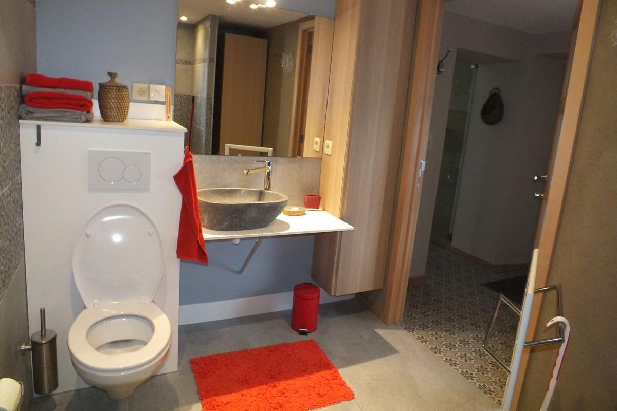 Gîte – Sprimont – Salle-de-bain