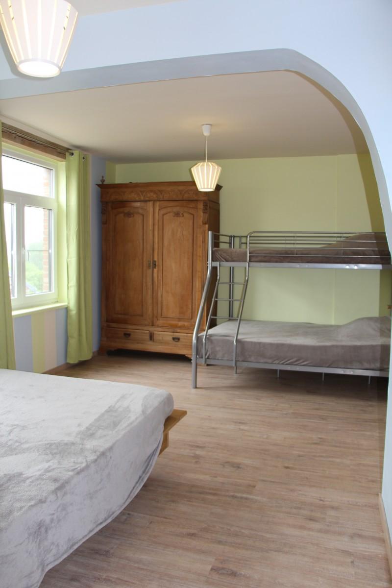 Gîte du Rowa - Nandrin - Chambre quadruple