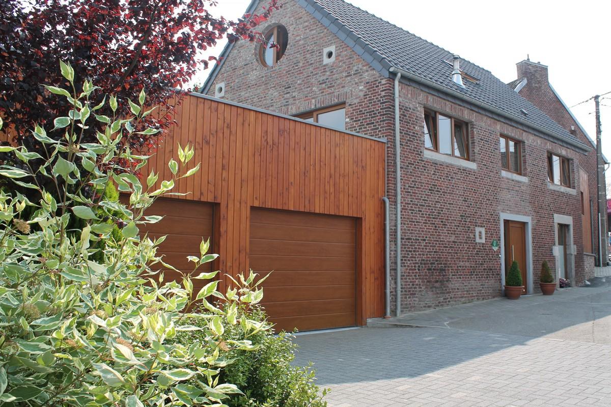 Le Backes - Hombourg - façade