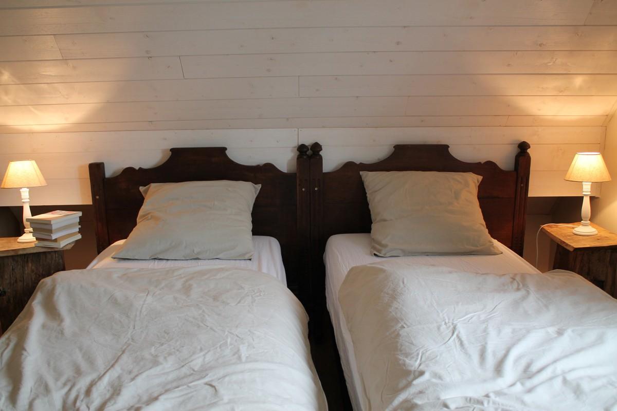 Le Backes - Hombourg - chambre