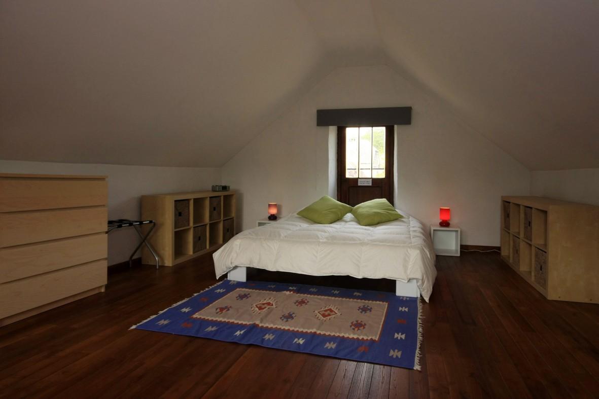 Biloba chambre lit 1