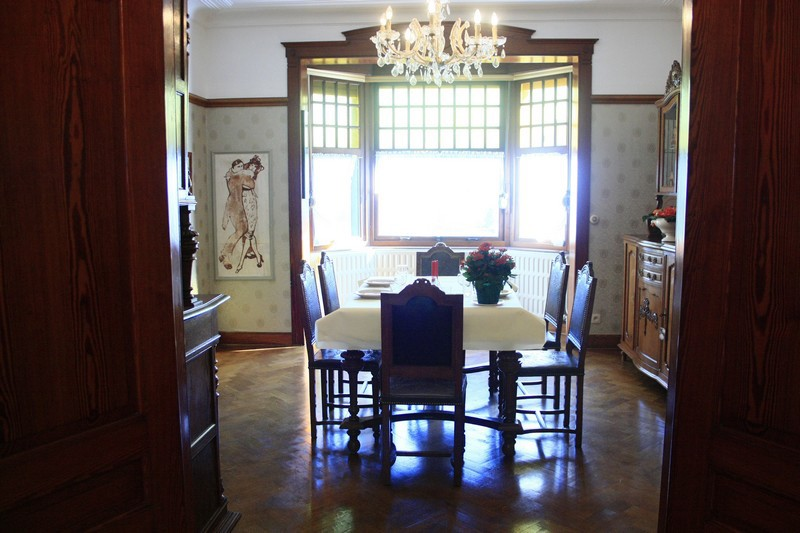 Villa Belle Epoque - Hamoir - Salle à manger