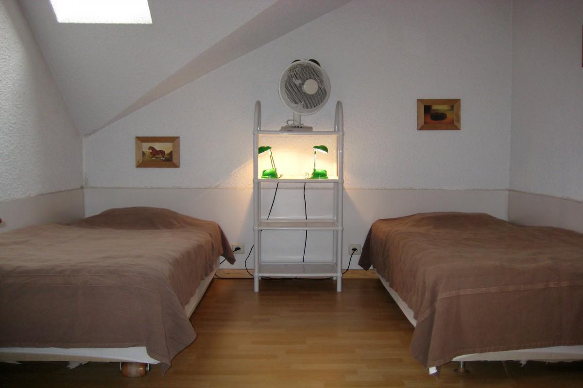 Prestigîtes - Al Pierîre - Chambre