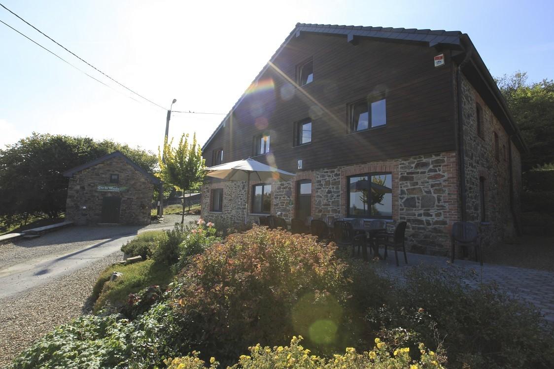 Les Gîtes du Moulin-Iris - Stavelot - Vue extérieure