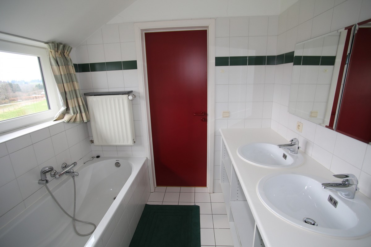La Fohalle - Stavelot - salle de bain