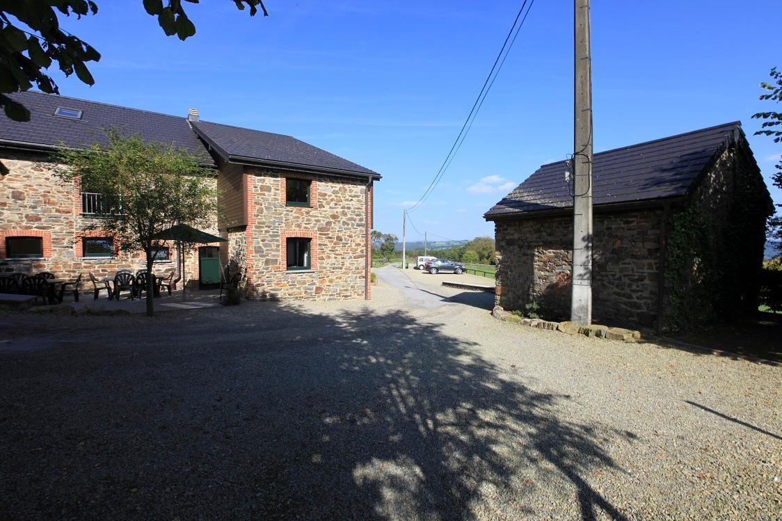 Les Gîtes du Moulin-Jasmin - Stavelot - Vue extérieure