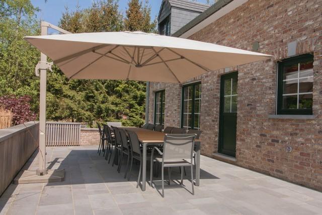 Sweet Home Spa terrasse