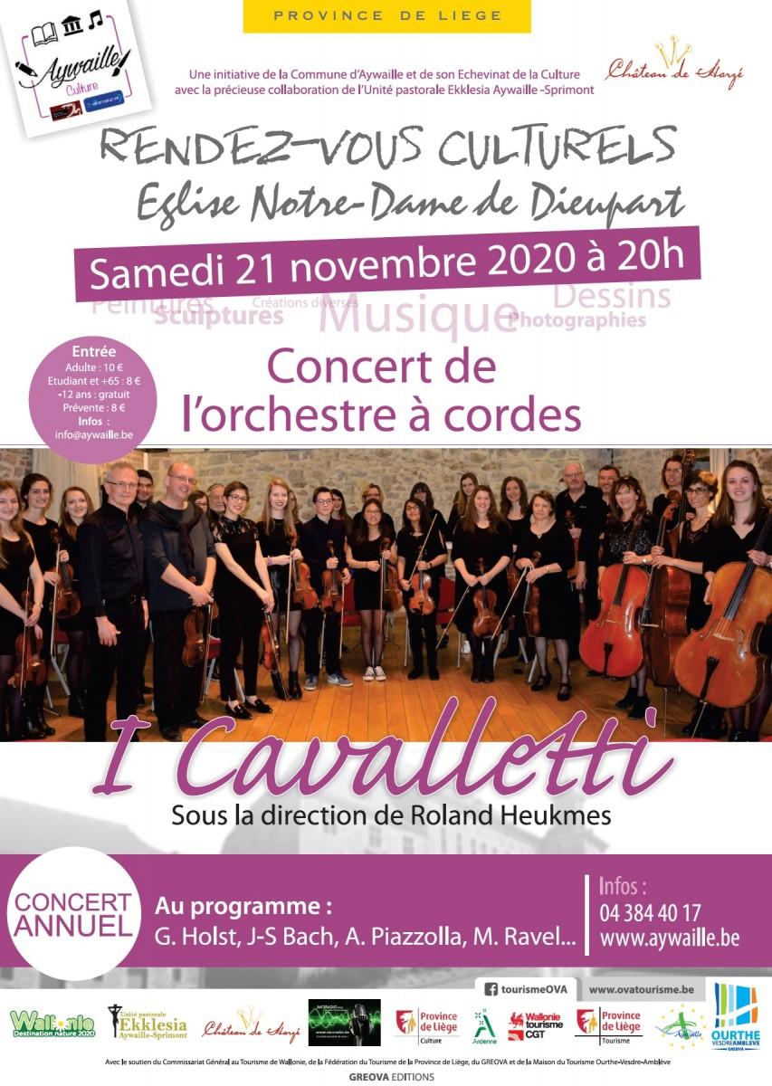 RDV musical 21 novembre