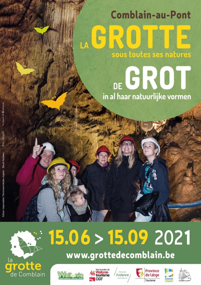 La Grotte sous toutes ses natures
