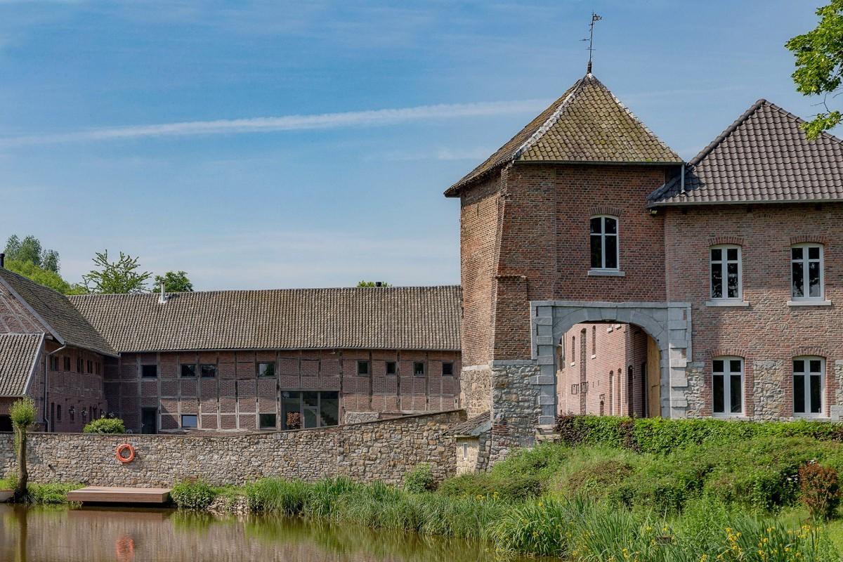 Château - Hombourg - Vue d'ensemble