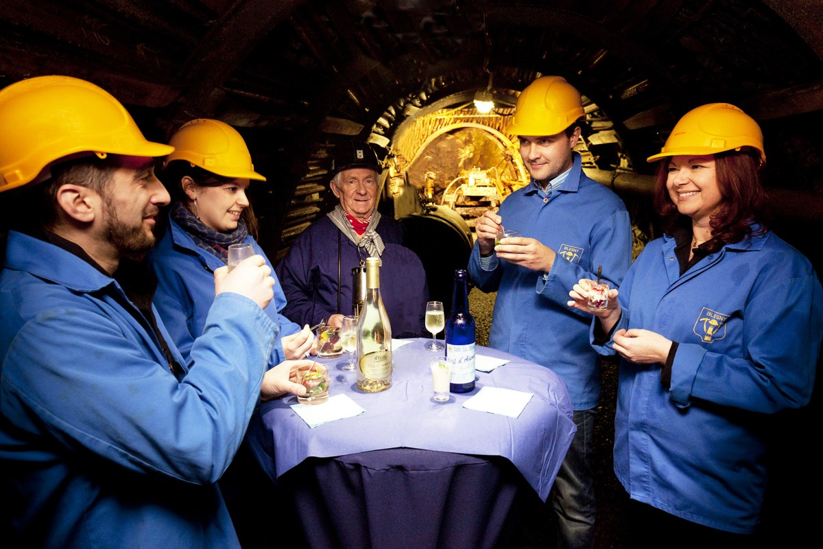 Blegny Mine - Blegny - Aperos-Mines