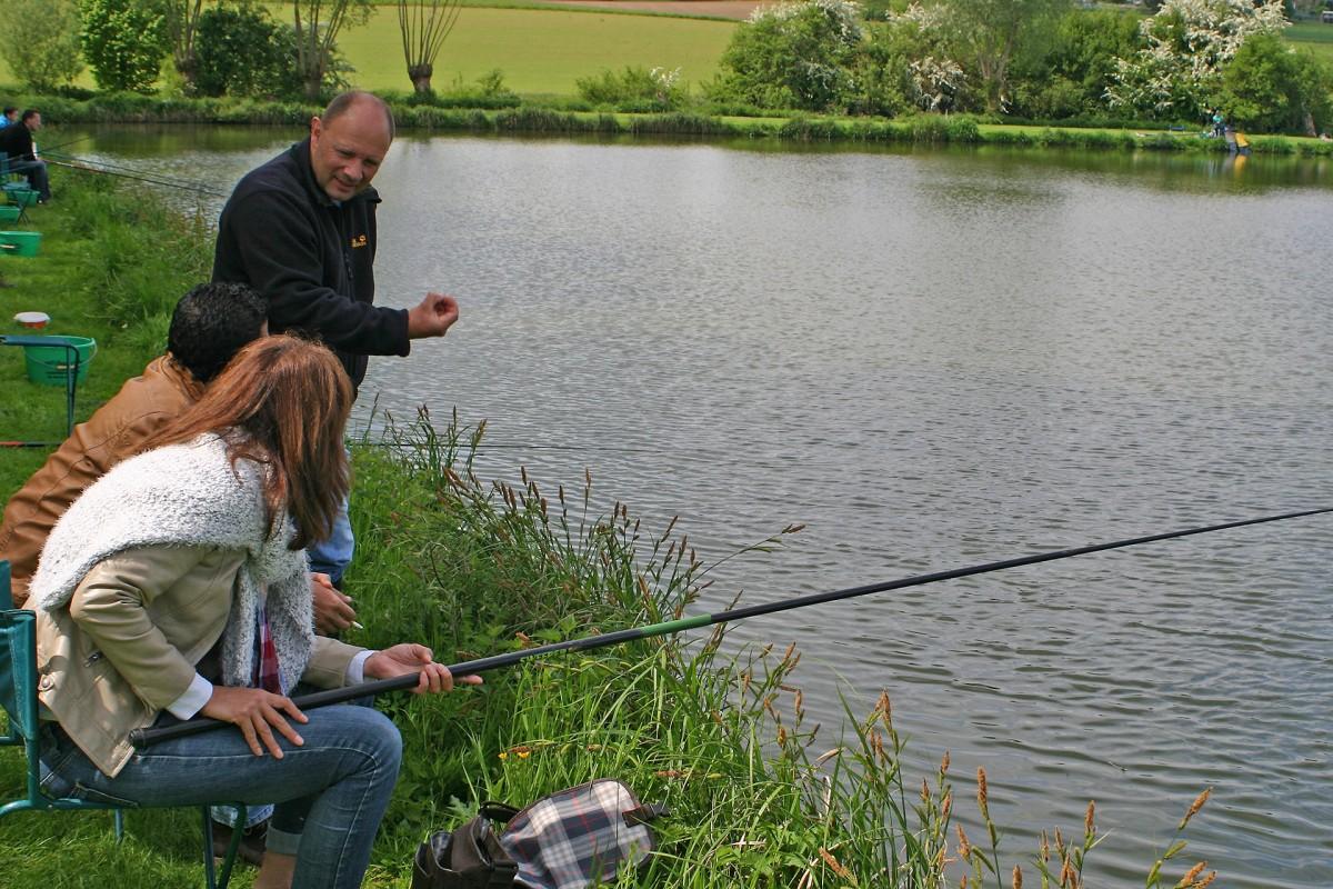 Huy - Initiation à la pêche en TDM - adultes