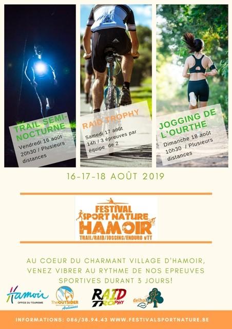 Festival Sport Nature de Hamoir