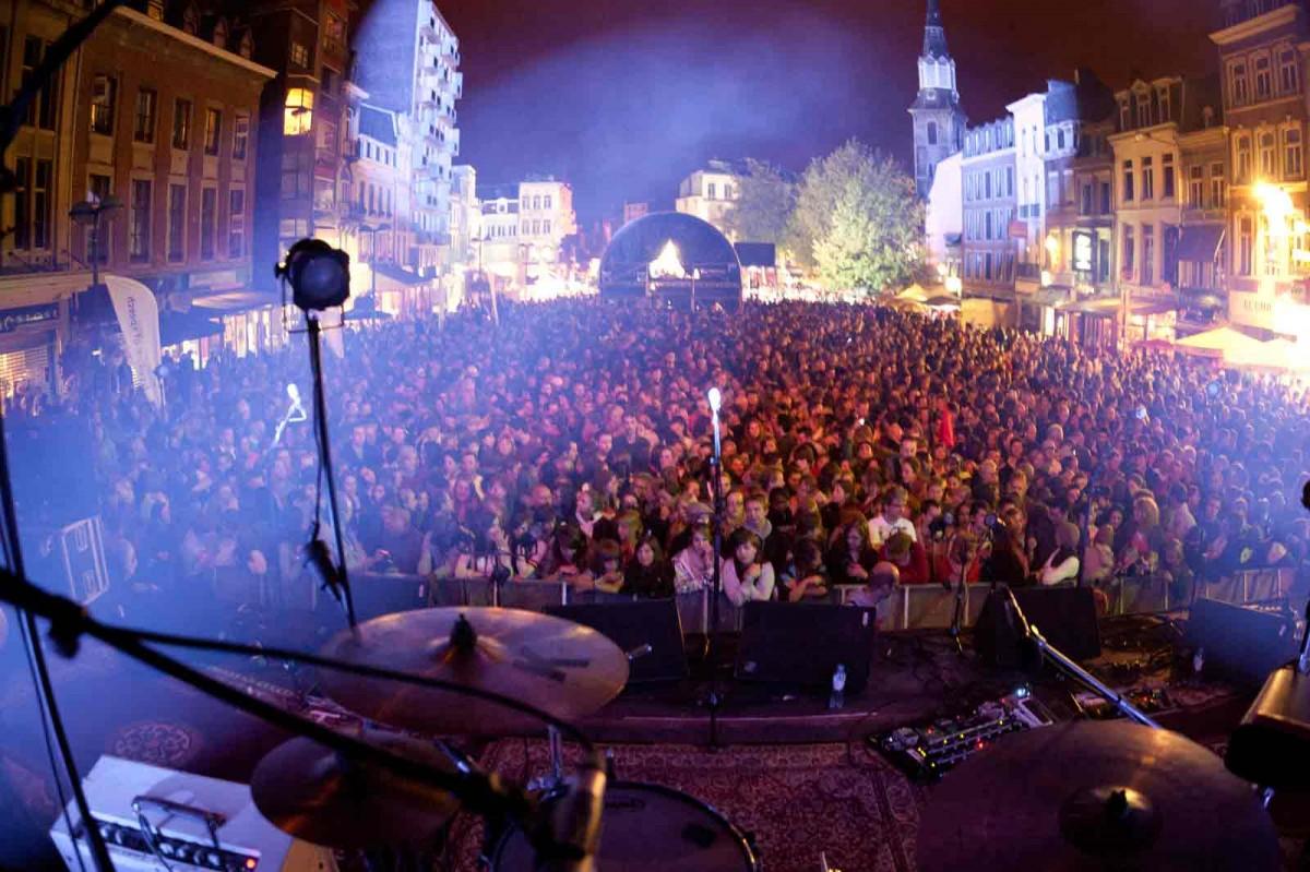 Verviers - Fiestacity - Festivaliers