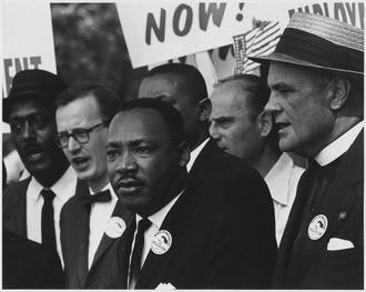 24 nov - Martin Luther King