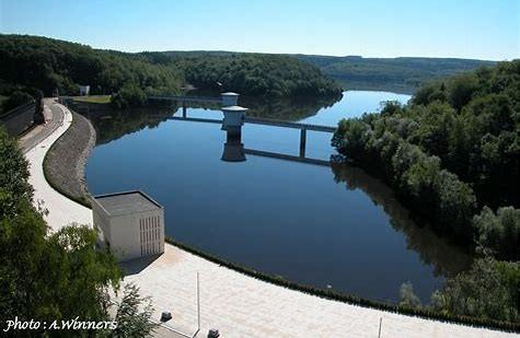 Gileppe barrage