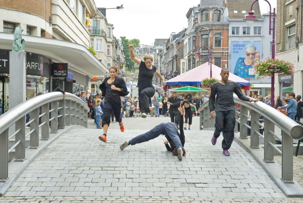 31 aout - danse en ville