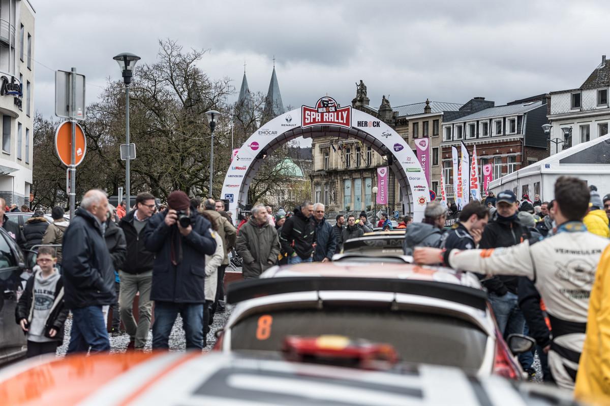 Spa Rally - Centre-ville de Spa