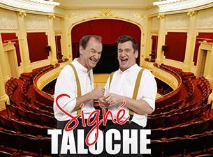 Signé Taloche