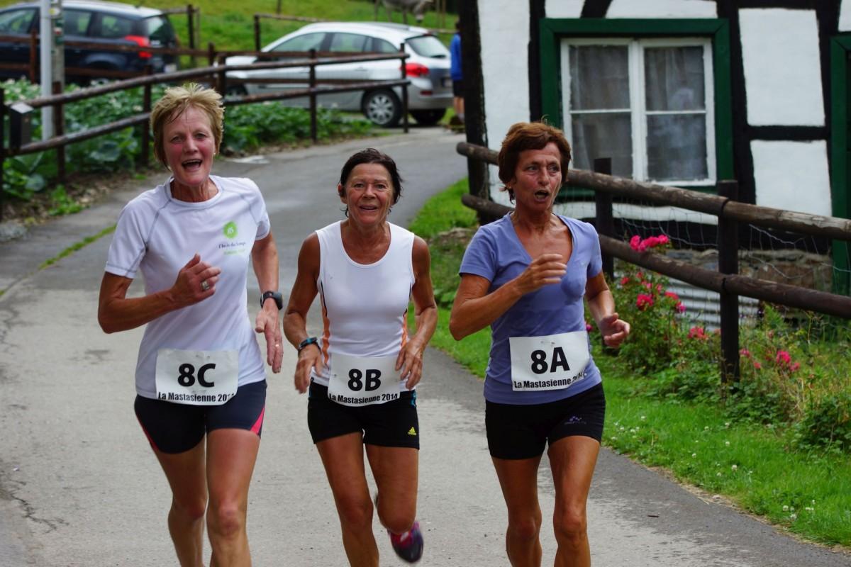 11 septembre - Stavelot - 30ème Jogging de Parfondruy