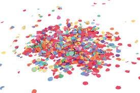 Confettis bis