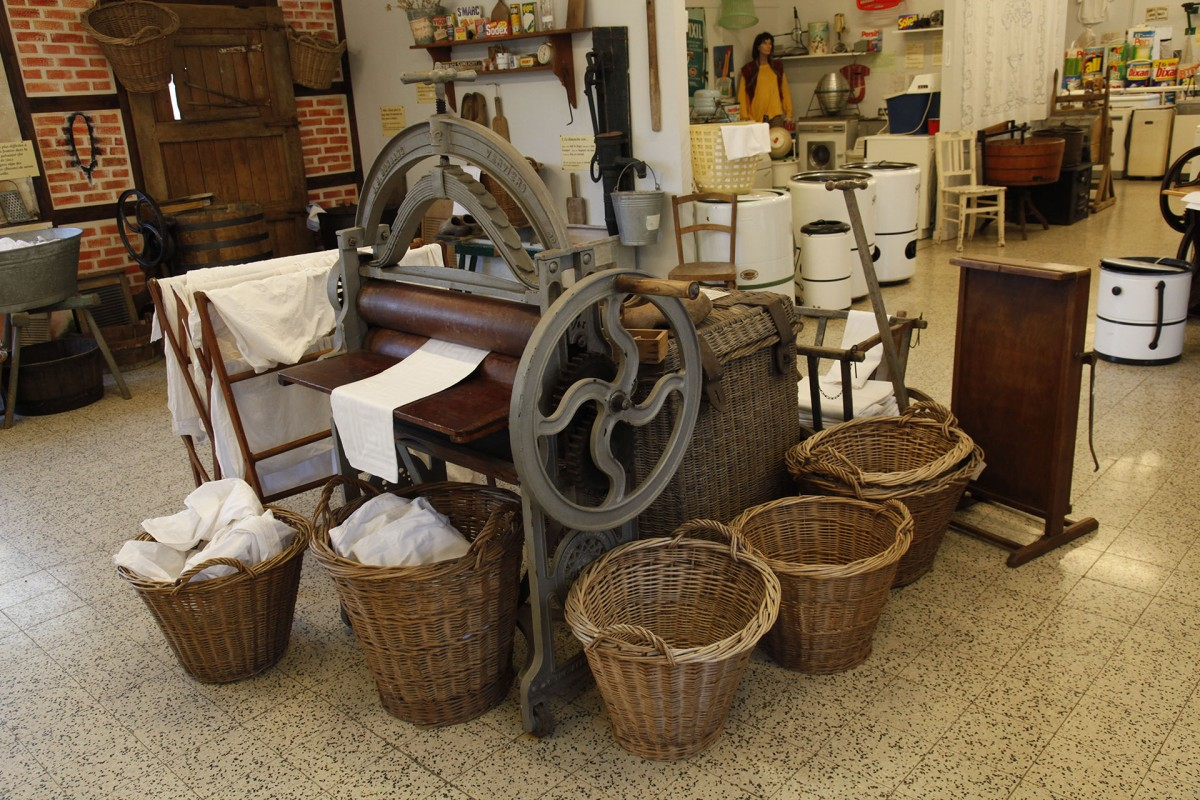 Spa - Musee de la lessive