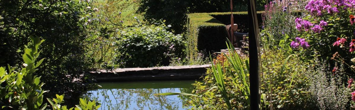 Jardins en Pays de Liege argenteau Visé 05 08 2017