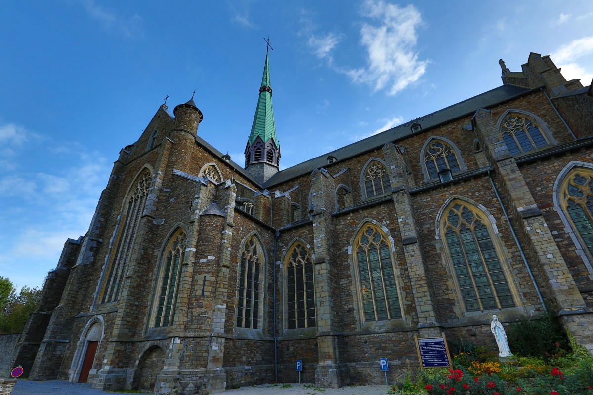 Abbaye Val Dieu - Basilique - Aubel